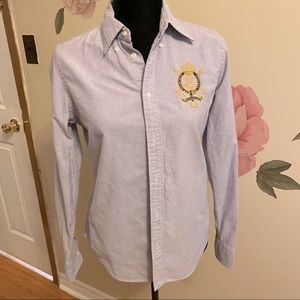 Polo Sport Ralph Lauren Button down shirt size 6